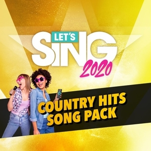 Let's Sing 2020 Country Hits Song Pack