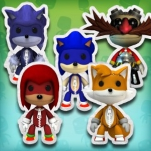 Kaufe LittleBigPlanet Sonic The Hedgehog Costume Kit PS4 Preisvergleich