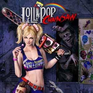 Lollipop Chainsaw PS3 Code Kaufen Preisvergleich