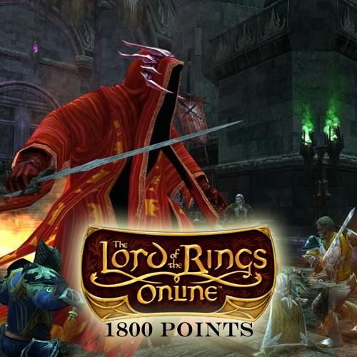 Lord of the Rings Online 1800 Turbine Punkte Gamecard Code Kaufen Preisvergleich