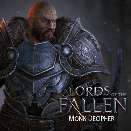 Lords of the Fallen Monk Decipher Key Kaufen Preisvergleich