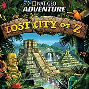 Lost City of Z Key Kaufen Preisvergleich