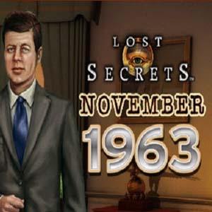 Lost Secrets November 1963 Key Kaufen Preisvergleich