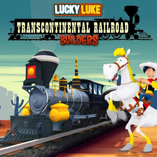 Lucky Luke Transcontinental Railroad Key Kaufen Preisvergleich