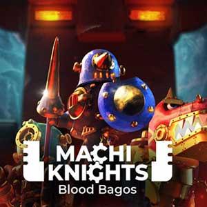 MachiKnights Blood bagos