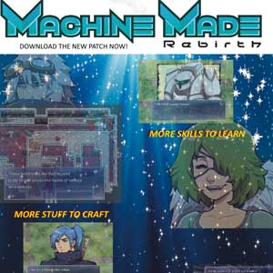 Machine Made Rebirth