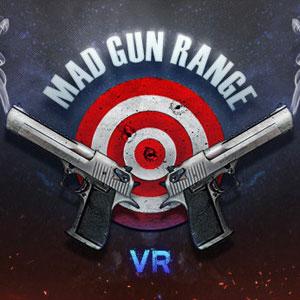 Mad Gun Range VR Simulator