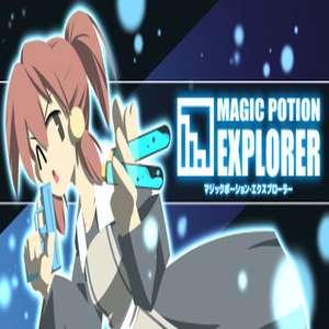 Magic Potion Explorer