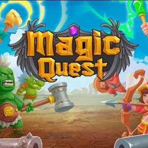 Magic Quest Key Kaufen Preisvergleich
