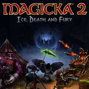 Magicka 2 Ice, Death and Fury