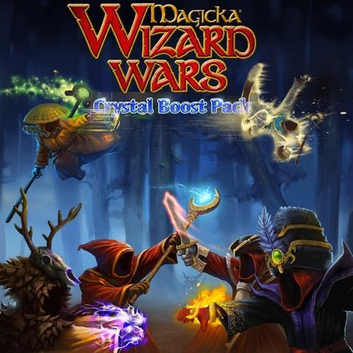 Magicka Wizard Wars Crystal Booster Pack