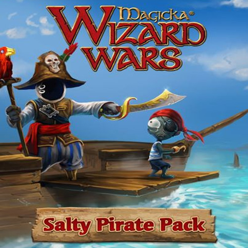 Magicka Wizard Wars Salty Pirate Pack