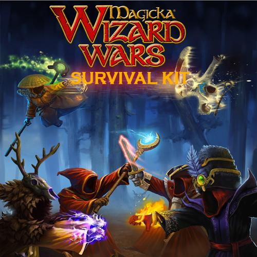 Magicka Wizards Survival Kit Key Kaufen Preisvergleich