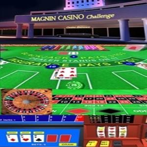 Magnin Casino Challenge