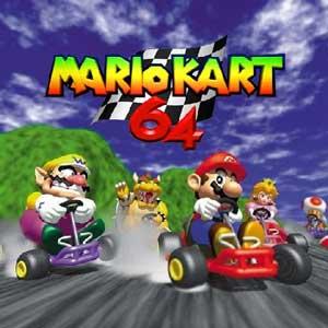 Mario Kart 64 Nintendo Wii U Download Code im Preisvergleich kaufen
