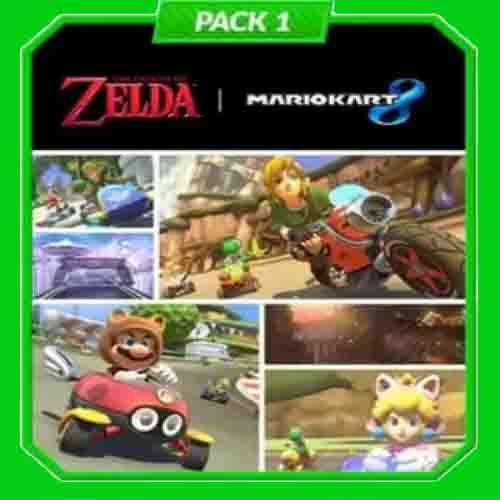 Mario Kart 8 Pack 1 Zelda Nintendo Wii U Download Code im Preisvergleich kaufen