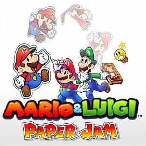 Mario & Luigi Paper Jam Bros Nintendo 3DS Download Code im Preisvergleich kaufen