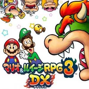 Mario & Luigi RPG 3 DX Nintendo 3DS Im Preisversgleich Kaufen