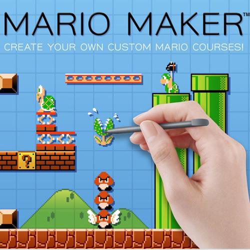 Mario Maker Nintendo Wii U Download Code im Preisvergleich kaufen