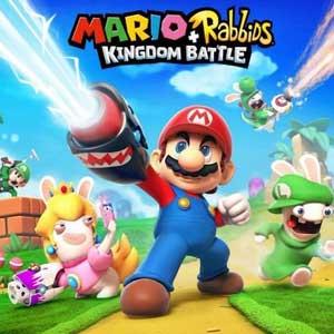 Kaufe Mario + Rabbids Kingdom Battle Nintendo Switch Preisvergleich