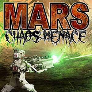 Mars Chaos Menace