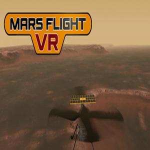 Mars Flight VR