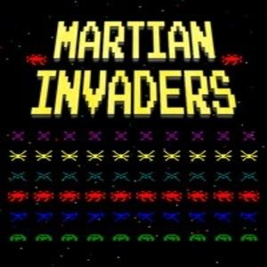 Martian Invaders