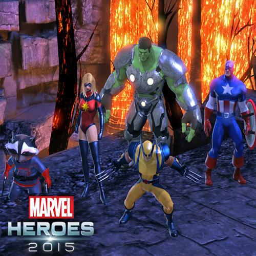 Marvel Heroes 2015 Avengers Assemble Team Pack Key Kaufen Preisvergleich