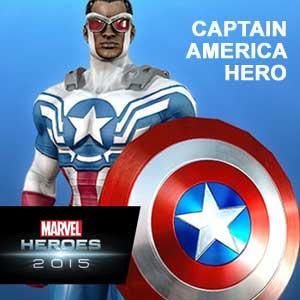 Marvel Heroes 2015 Captain America Hero Key Kaufen Preisvergleich
