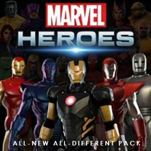 Marvel Heroes 2016 All-New All-Different Pack Key Kaufen Preisvergleich