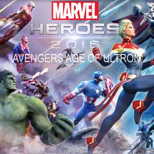 Marvel Heroes 2016 Avengers Age of Ultron