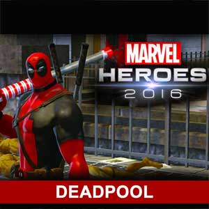 Marvel Heroes 2016 Deadpool Pack