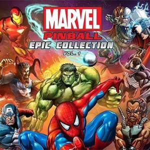 Marvel Pinball EPIC Collection 1 PS4 Code Kaufen Preisvergleich