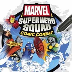 Marvel Super Hero Squad Comic Combat Xbox 360 Code Kaufen Preisvergleich