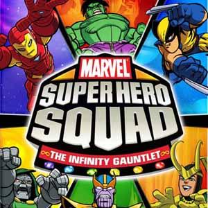 Marvel Super Hero Squad the Infinity Gaunlet Xbox 360 Code Kaufen Preisvergleich