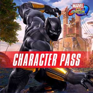 Marvel vs Capcom Infinite Character Pass
