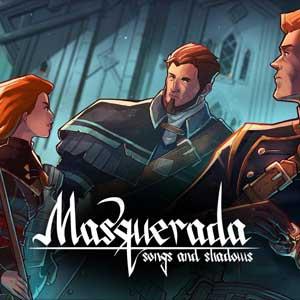 Masquerada Songs and Shadows Key Kaufen Preisvergleich