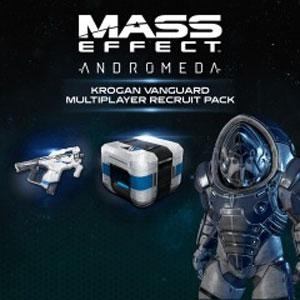 Mass Effect Andromeda Krogan Vanguard Multiplayer Recruit Pack