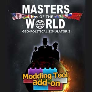Masters of the World Geo-Political Simulator 3 Modding Tool Add-on Key Kaufen Preisvergleich