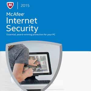 McAfee Internet Security 2015