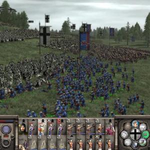 Medieval 2 Total War Kingdoms Battle