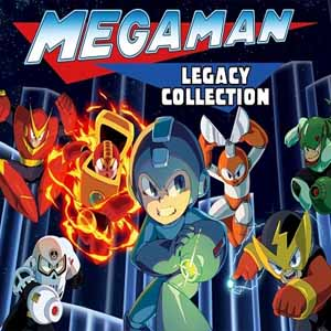 Mega Man Legacy Collection Nintendo 3DS Download Code im Preisvergleich kaufen