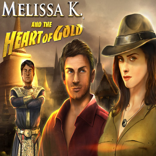 Melissa K and the Heart of Gold Key Kaufen Preisvergleich