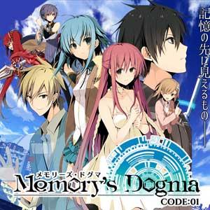 Memorys Dogma CODE 01 Key Kaufen Preisvergleich