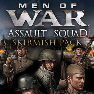 Men of War Assault Squad Skirmish Pack Key Kaufen Preisvergleich