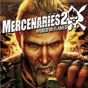 Mercenaries 2 World in Flames Xbox 360 Code Kaufen Preisvergleich