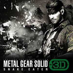 Metal Gear Solid Snake Eater 3D Nintendo 3DS Download Code im Preisvergleich kaufen