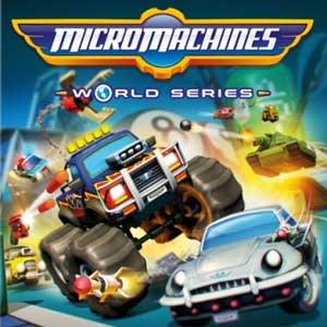 Micro Machines World Series PS4 Code Kaufen Preisvergleich