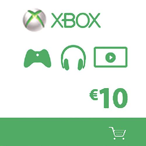 Microsoft Gift Card 10 Euro Xbox Live Code Kaufen Preisvergleich