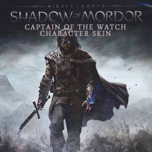 Middle Earth Shadow of Mordor Captain of the Watch Character Skin Key Kaufen Preisvergleich